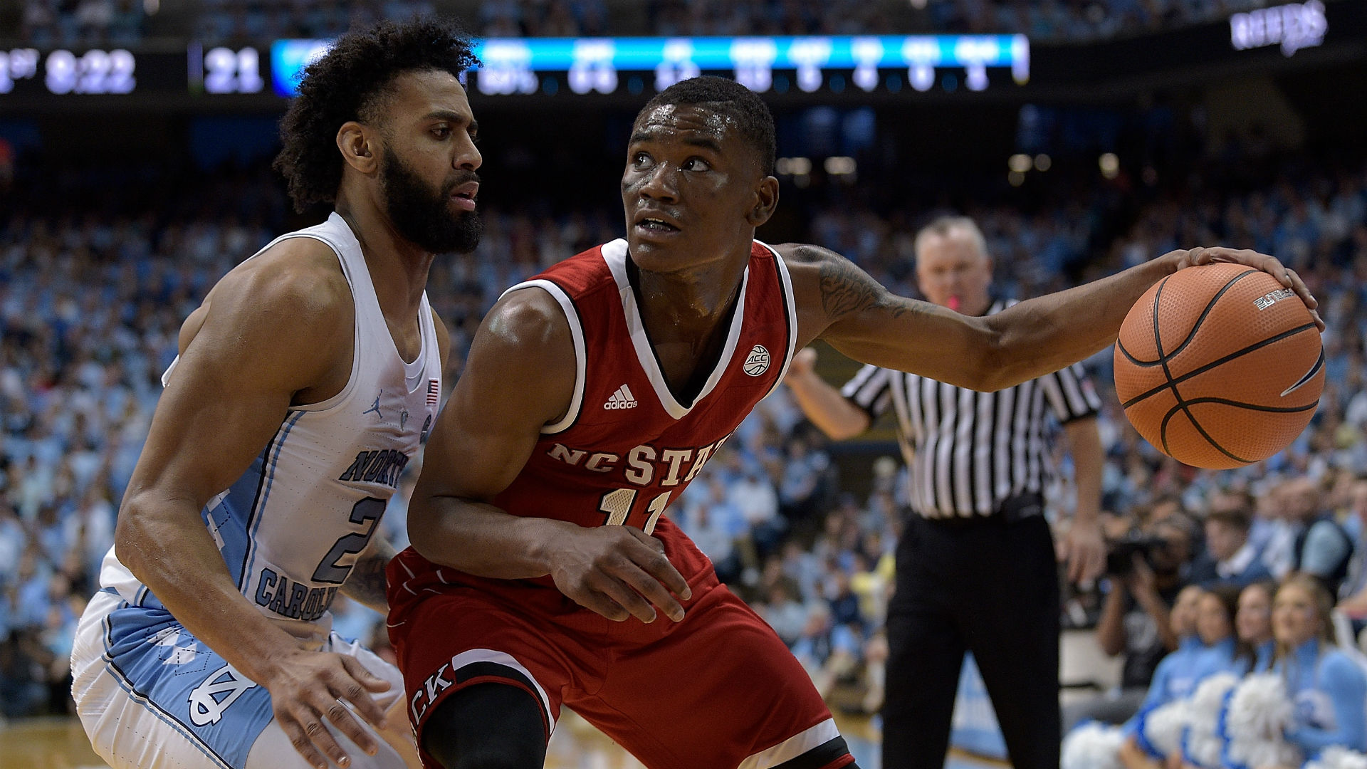 UNC Takes Shot at NC State before Showdown with Duke