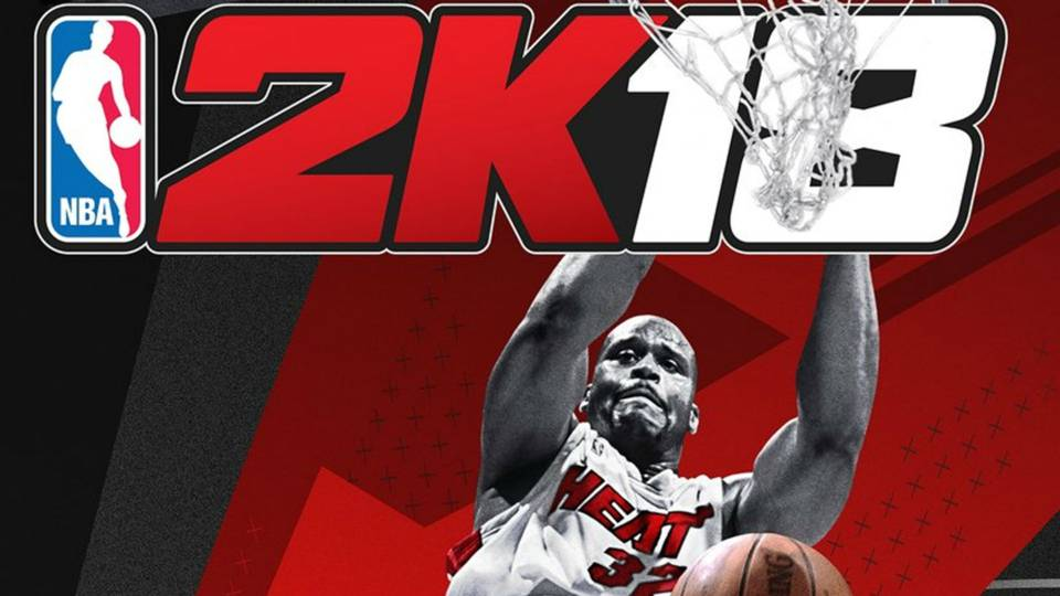 d123acbfc31 Shaquille O Neal featured on cover of  NBA 2K18  special editions ...