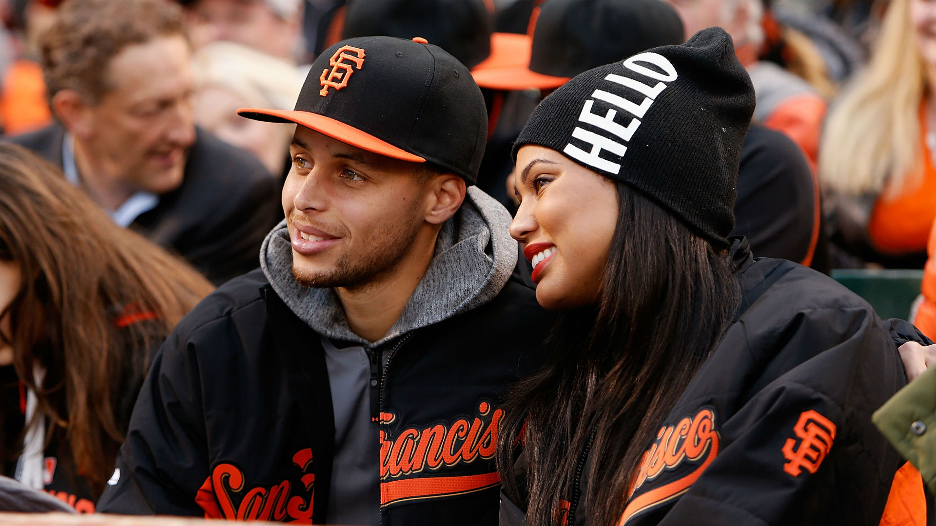Stephen Curry Trolls Madison Bumgarner over Dirt Bike Injury