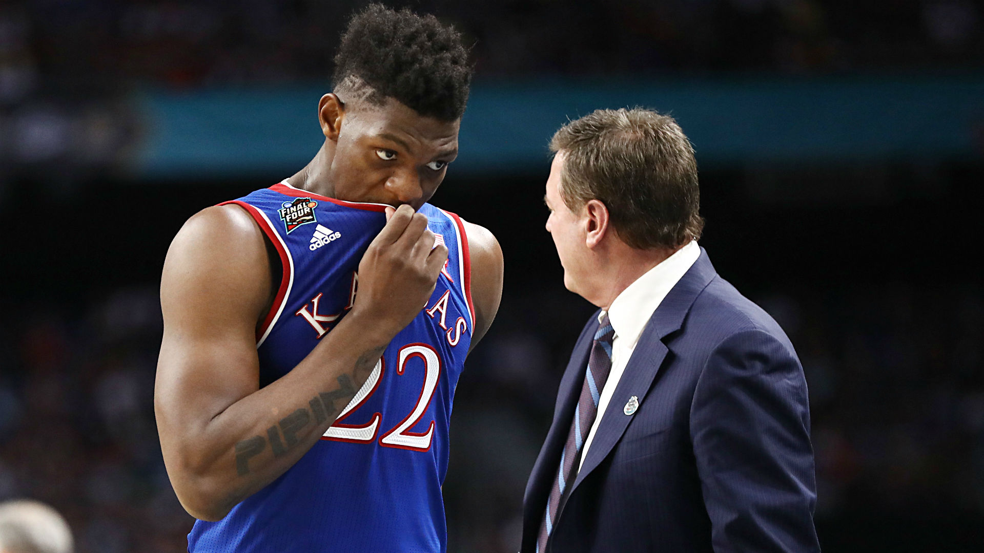 NCAA rules Kansas forward Silvio De Sousa ineligible through 2019-20 season