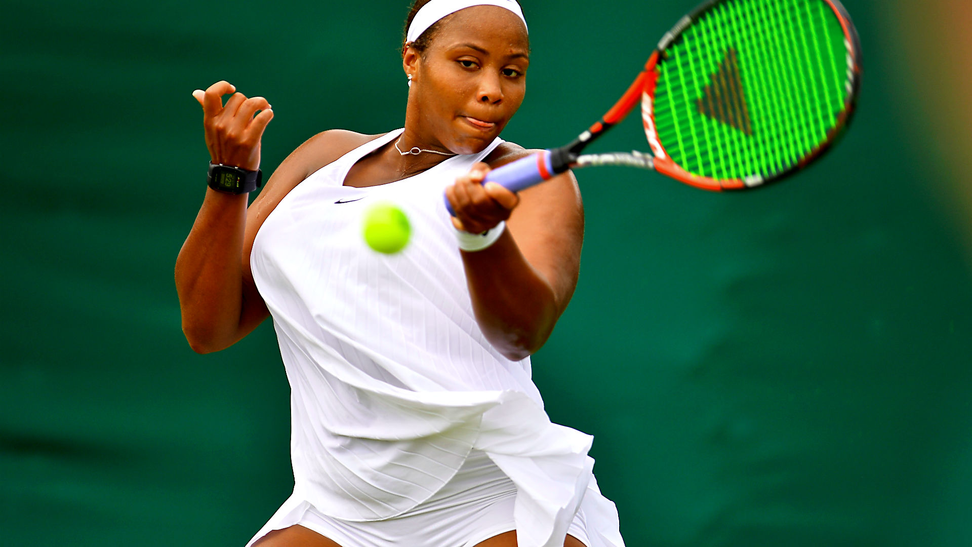 ahead of wimbledon 2016 nike brings too short tennis skirts in for remake tennis sporting news. Black Bedroom Furniture Sets. Home Design Ideas