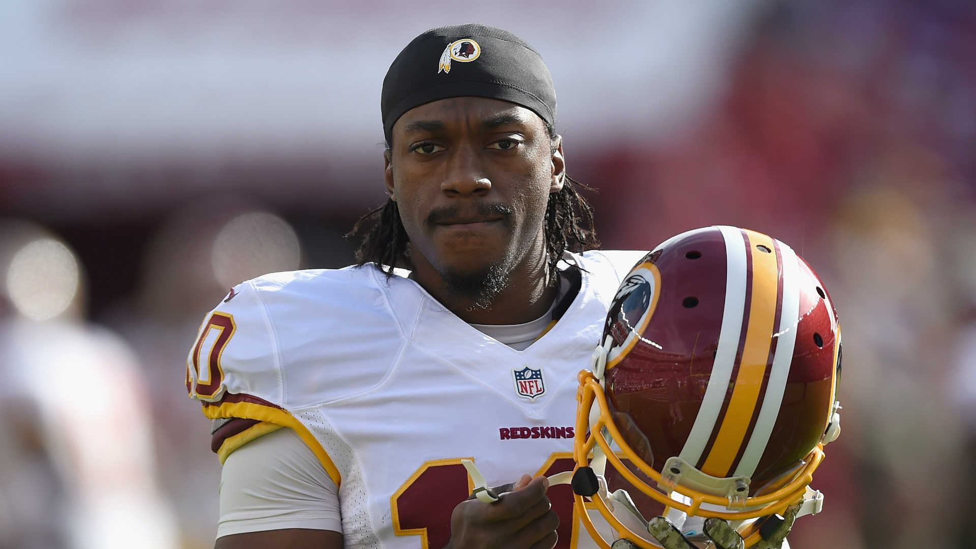 RGIII says Redskins are asking him to be 'ordinary'