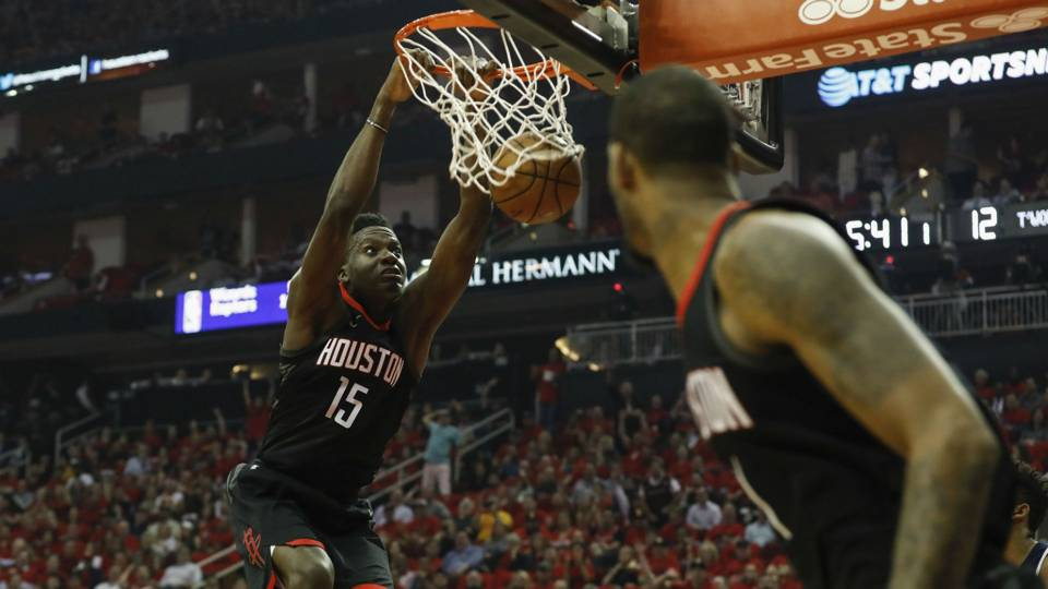 Clint Capela's new deal is summer steal Rockets desperately needed