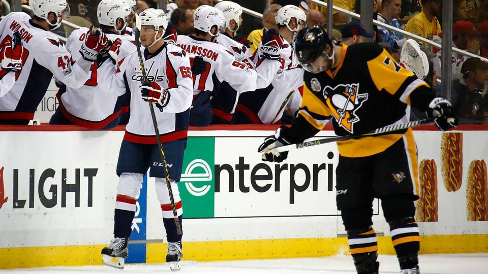 NHL playoffs 2017  Penguins — not Capitals — feeling heat as teams head to  Game 7 ce13d611c0e