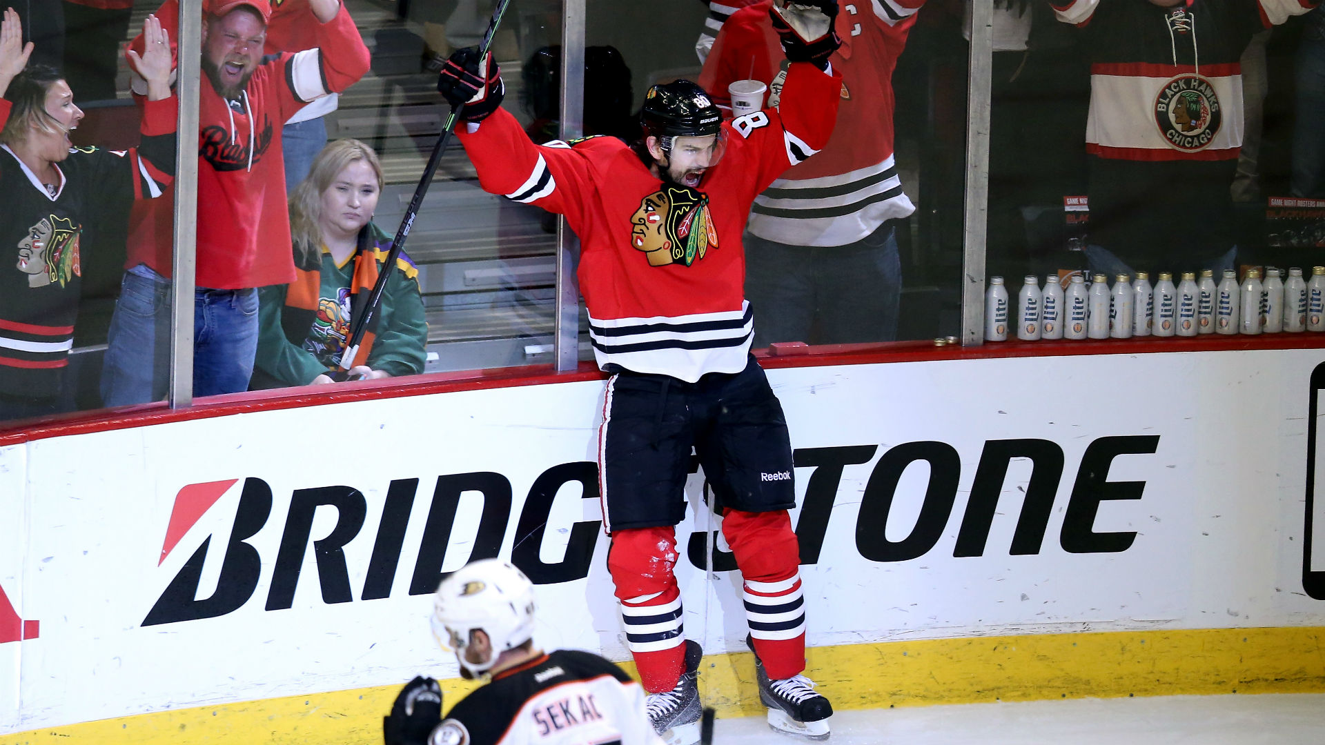 Antoine Vermette's ending was a welcome cliche for Blackhawks