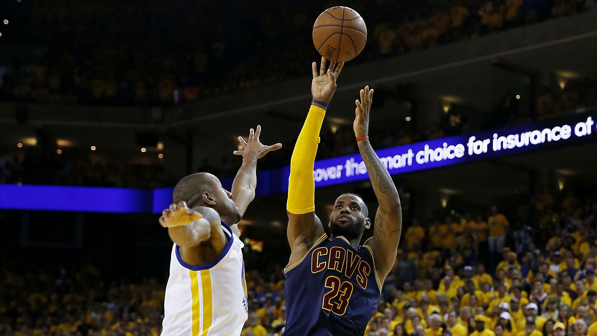 LeBron James' greatest NBA Finals performances | Sporting News