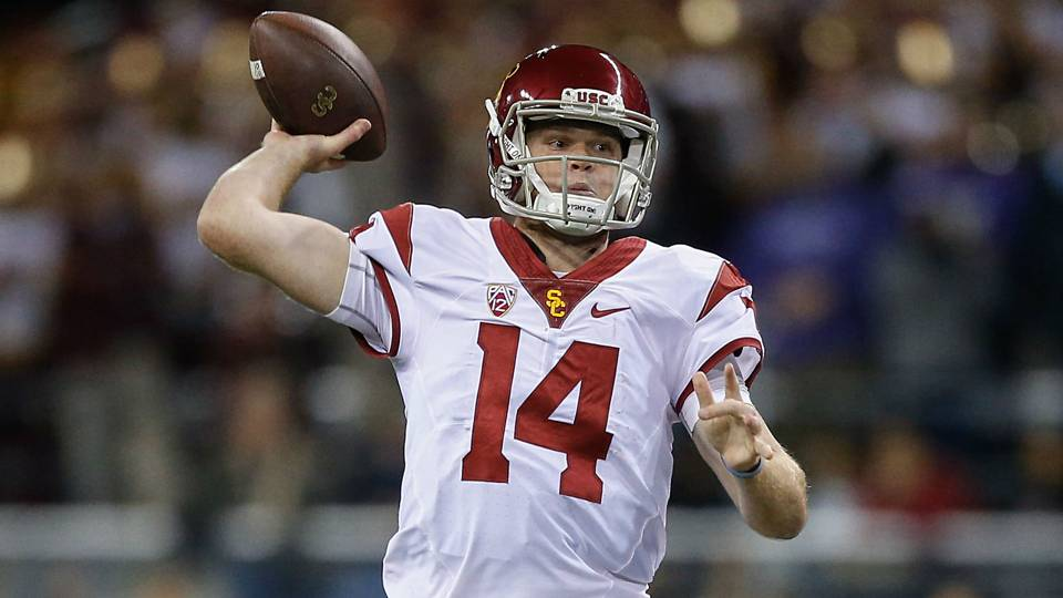 Sam Darnold, USC put Pac-12 on notice after handing ...