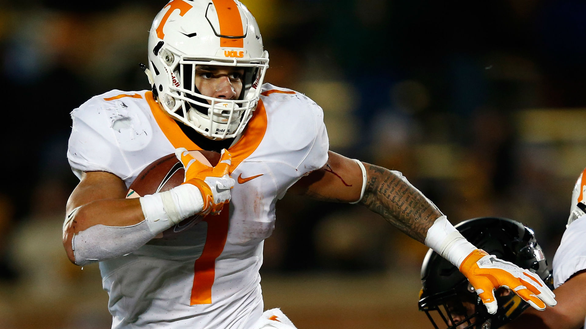 Quotes from Tennessee's 34-31 victory over Georgia