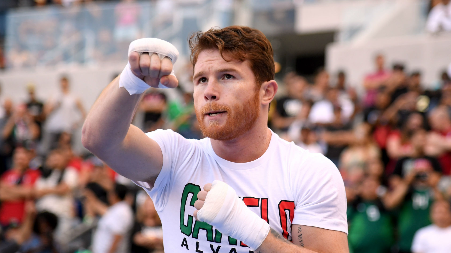 Canelo vs. GGG 2: Canelo's sparring partner, Bilal Akkawy, predicts outcome of rematch