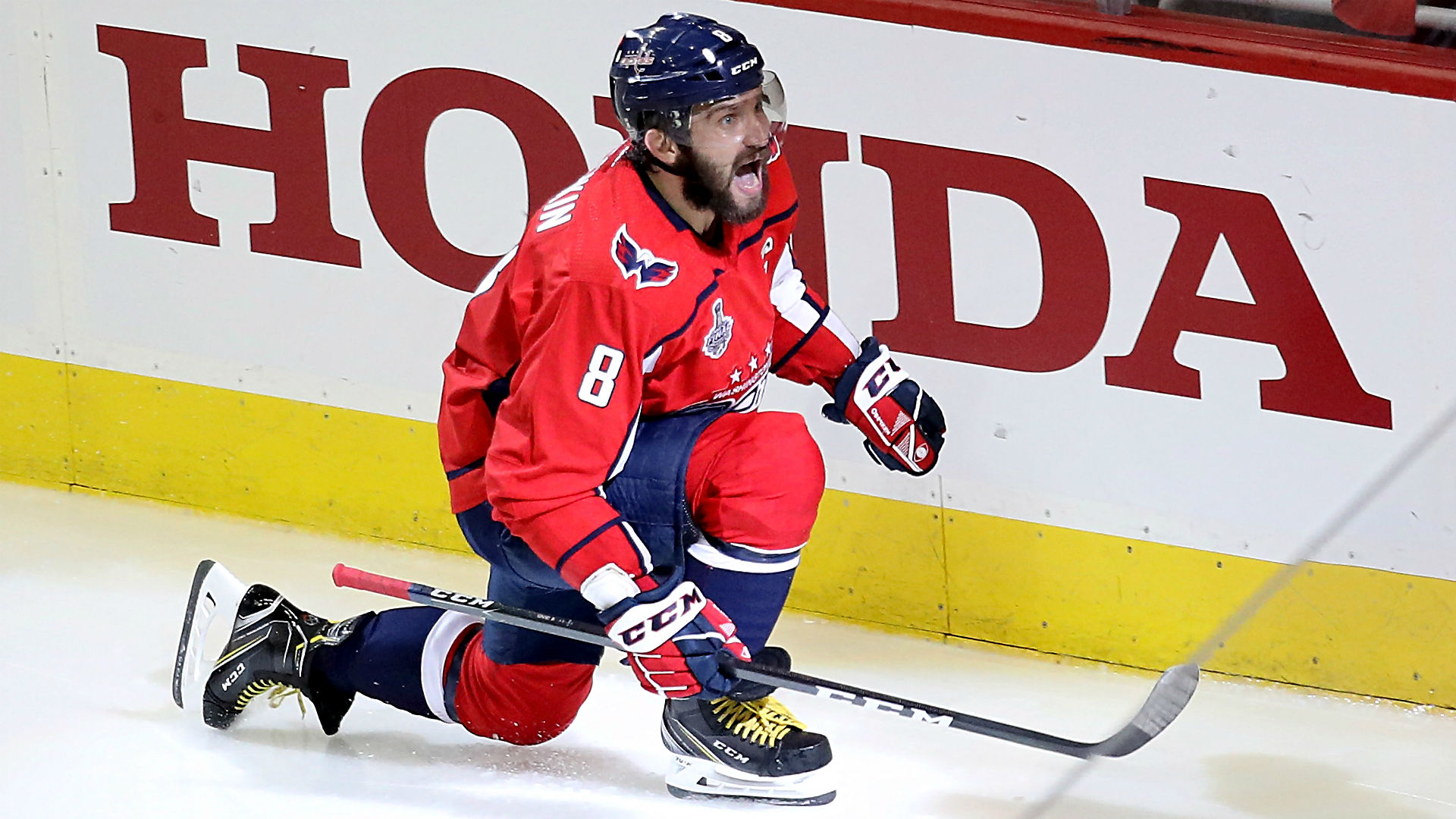 Stanley Cup Final 2018: Alex Ovechkin, Nearing Mission Accomplished, Gets 'poetic Justice' In Game 3