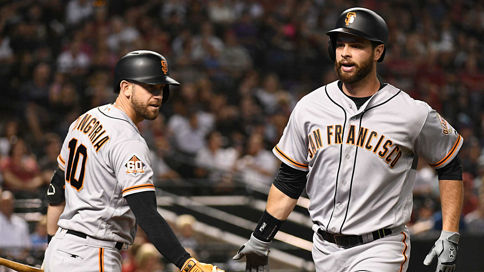 Brandon Belt's Record 21-Pitch At Bat Goes Over 10 Minutes