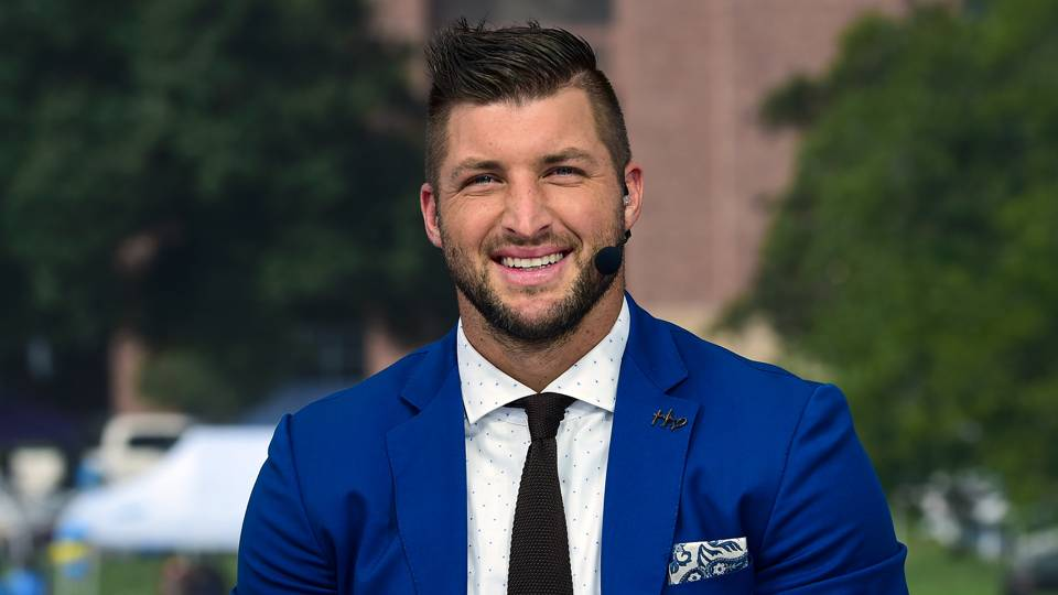 Admirable Tim Tebow Is Fully Committed To Baseball Except For Keeping His Hairstyles For Women Draintrainus