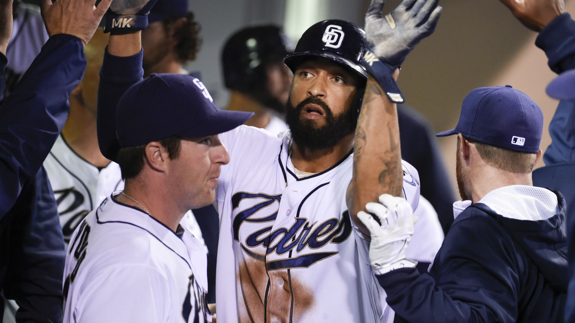 AccuScore' MLB picks of the day – Padres look to bounce back vs. Dodgers