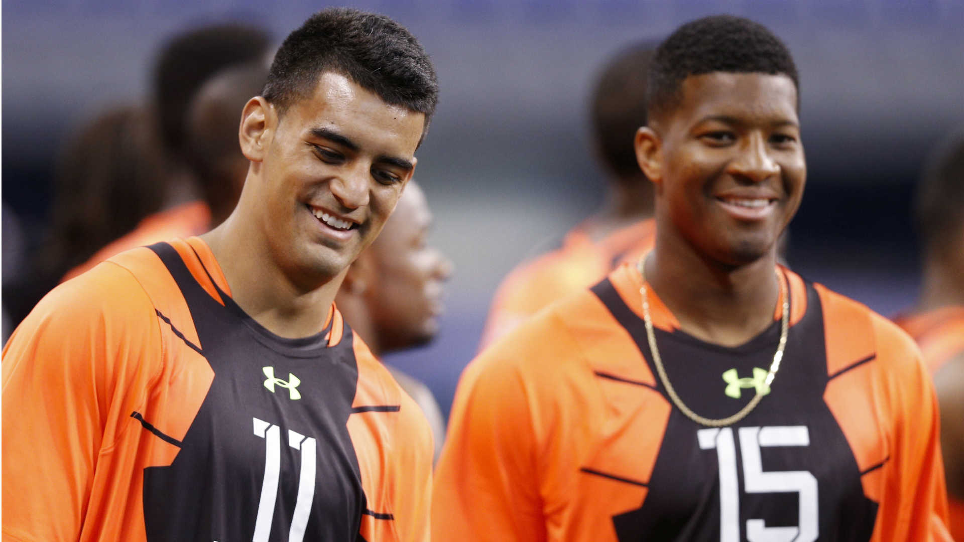 NFL Draft props and mock odds – Focus turns to Mariota, running backs