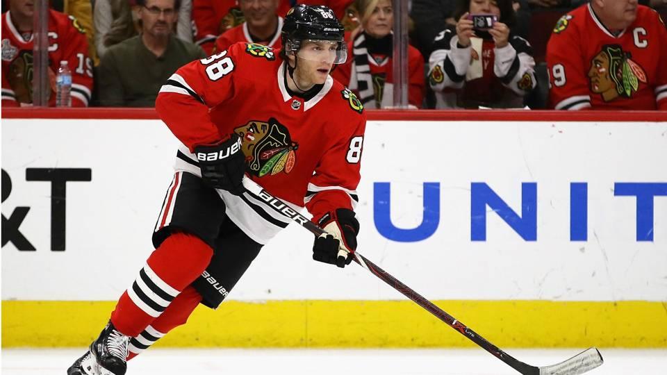 Patrick Kane scores gorgeous game-winner against Bruins   NHL   Sporting News