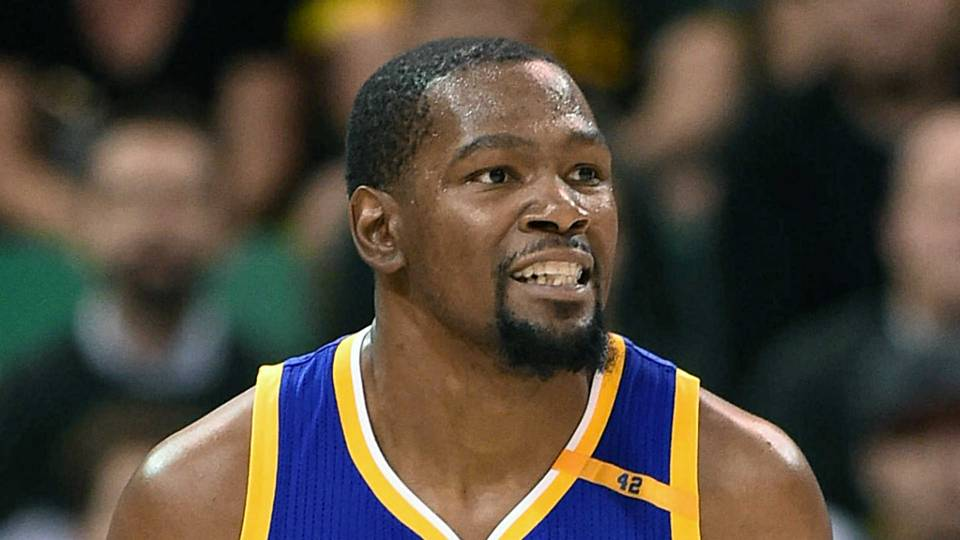 NBA playoffs 2017: Kevin Durant's Finals trip with Warriors easy as 1-2-3-4 | NBA | Sporting News