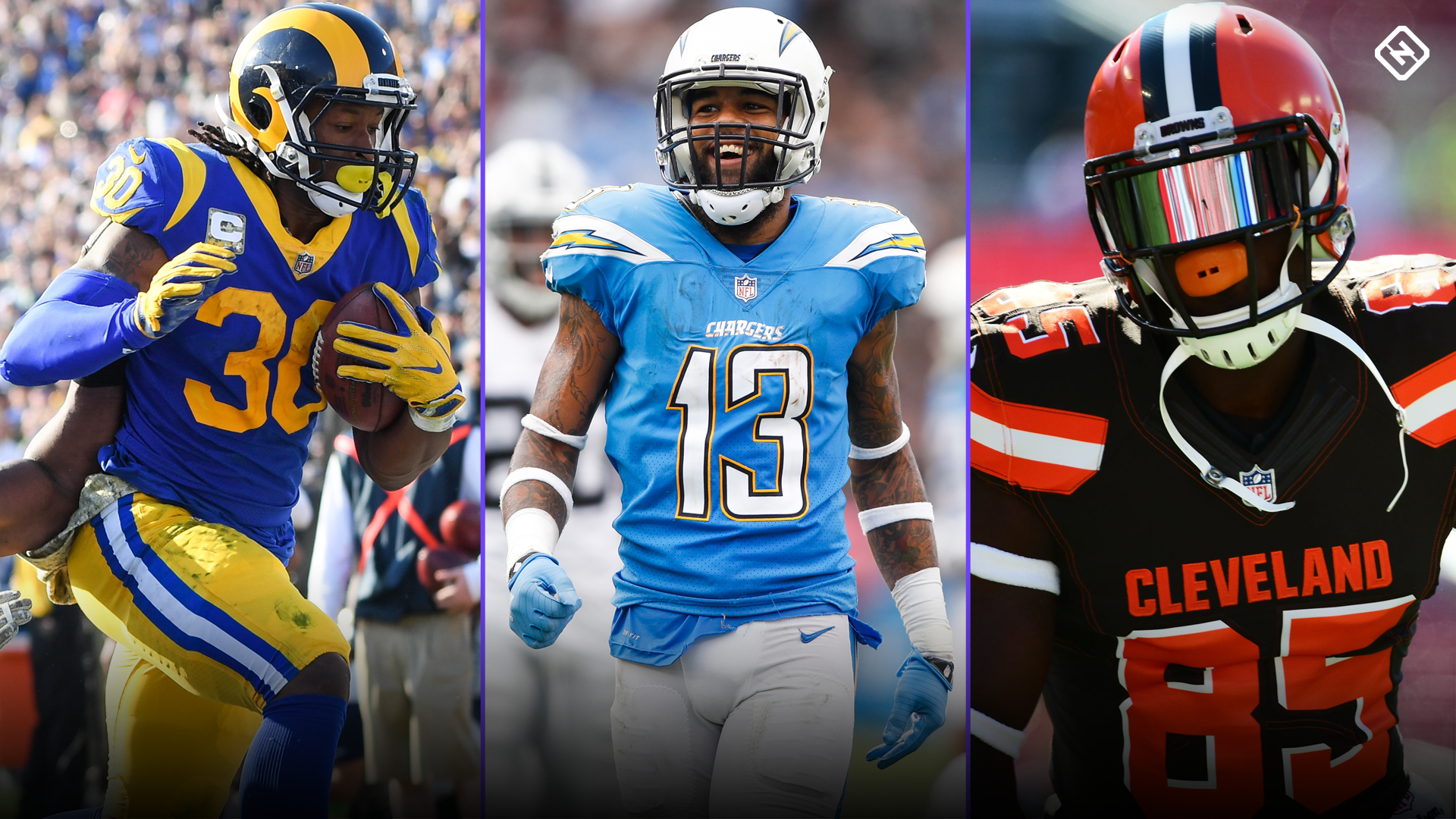 Week 11 Fantasy Rankings: FLEX