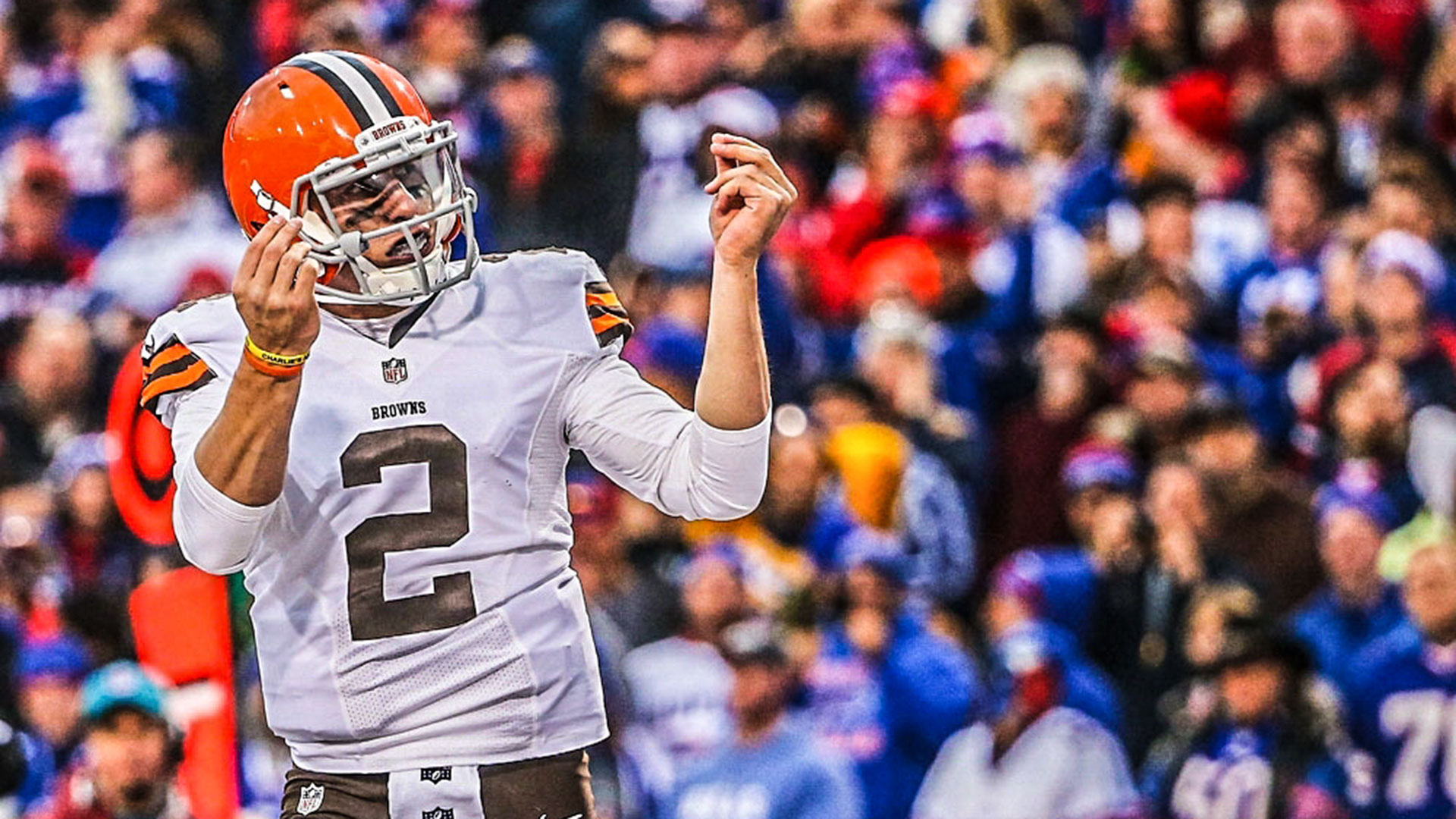 no more money manziel as johnny football says gesture is