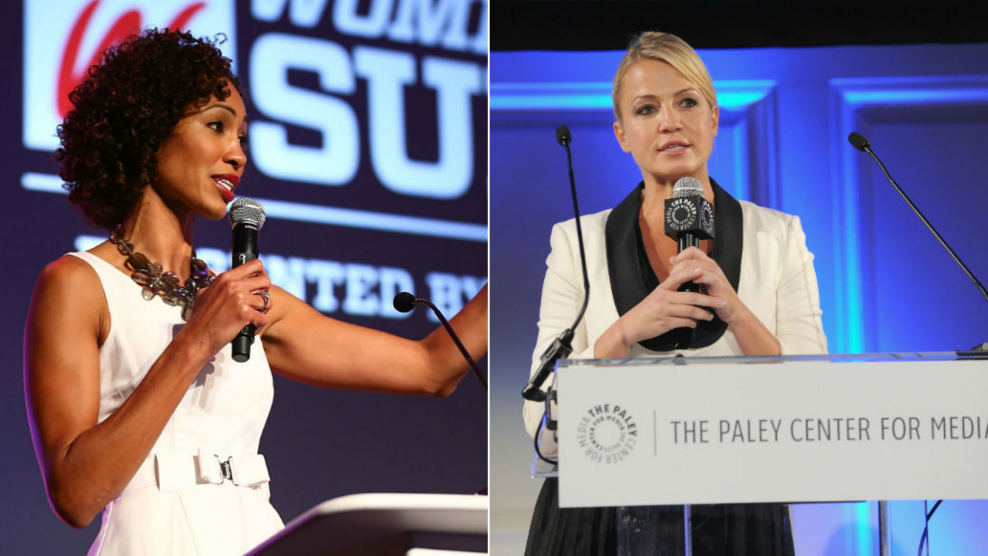 Sage Steele: ESPN Replaces Controversial Host With Michelle Beadle; Black Twitter Rejoices!