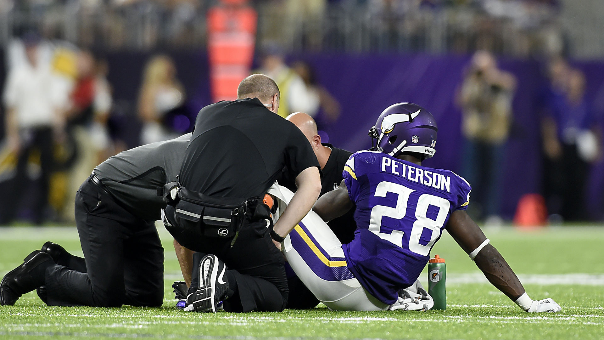 Image result for adrian peterson injury