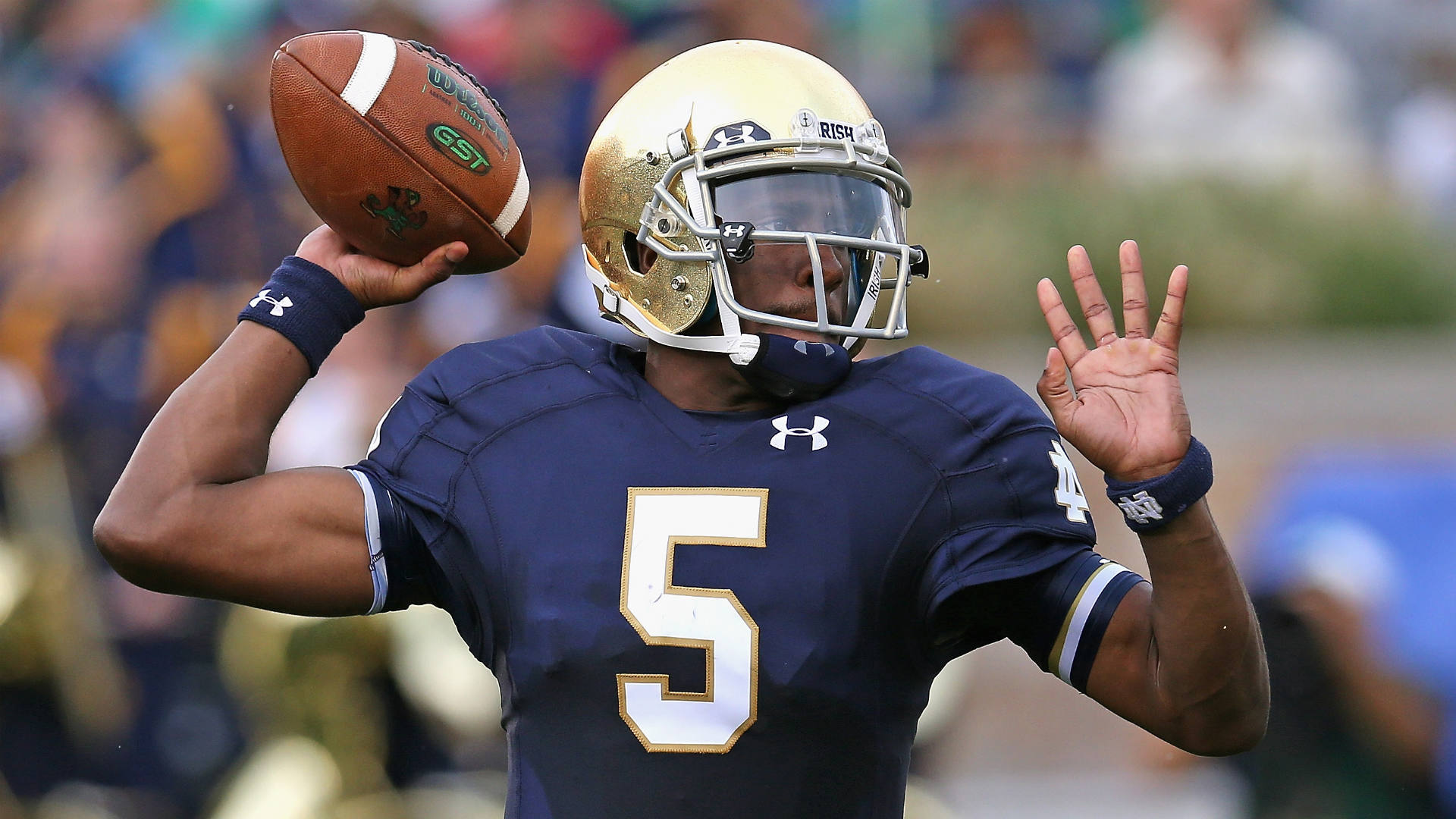 Florida State's odds halved in Vegas upon Everett Golson's transfer