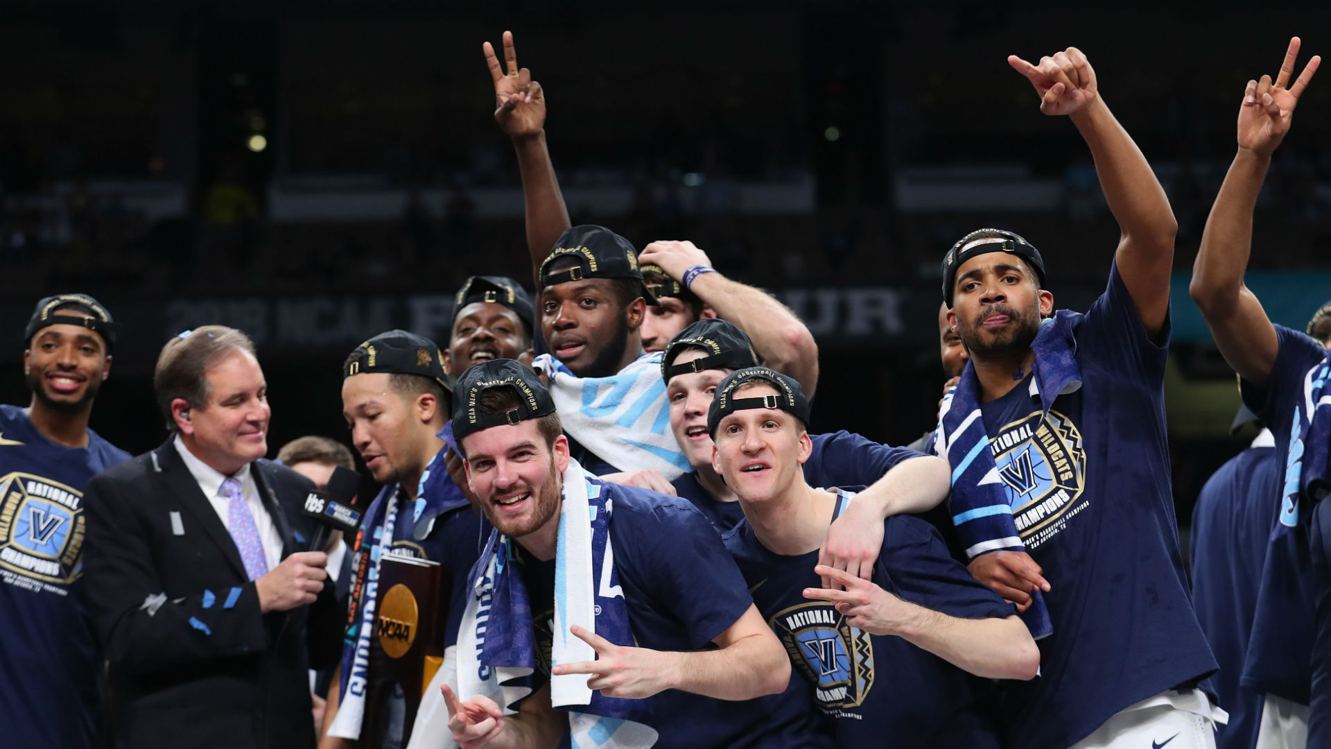 Watch the 2018 Edition of March Madness's 'One Shining Moment'