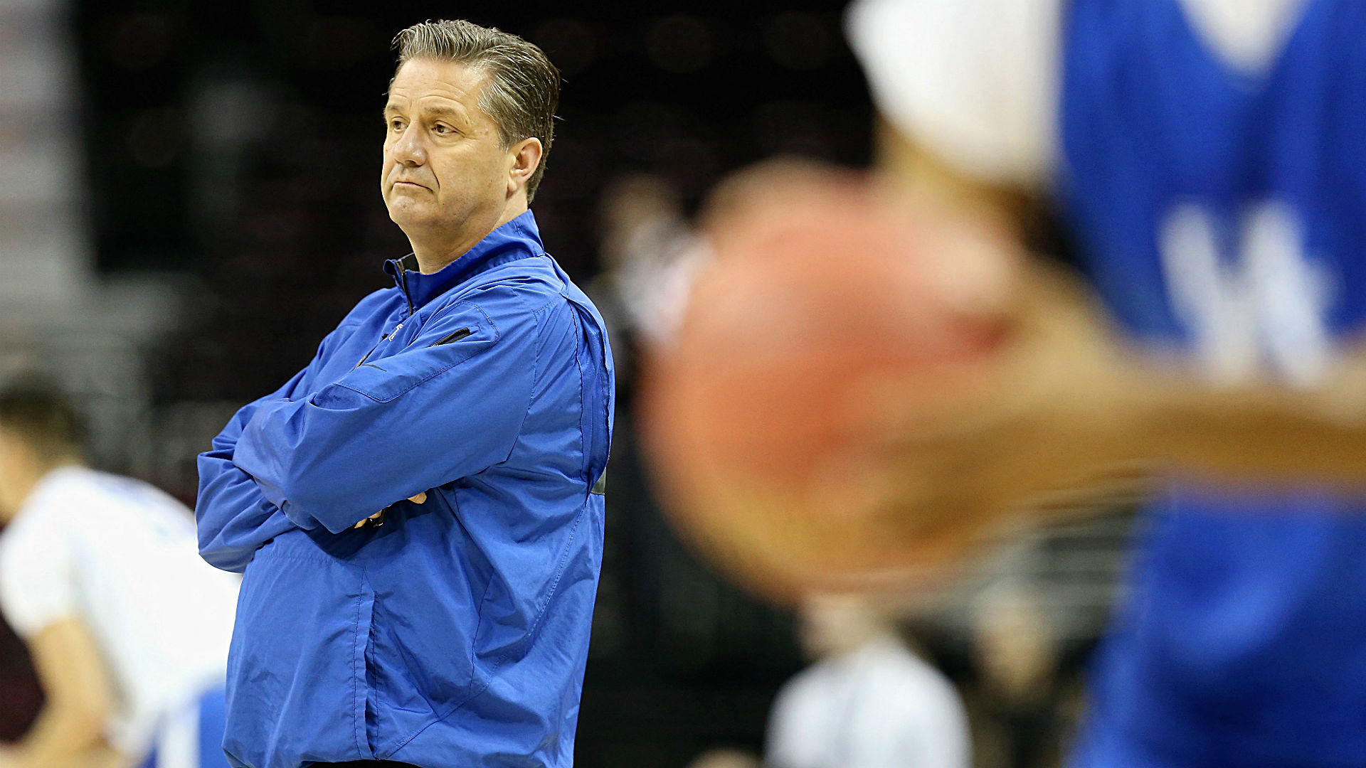 Calipari: 'It never entered my mind that we were going to lose'