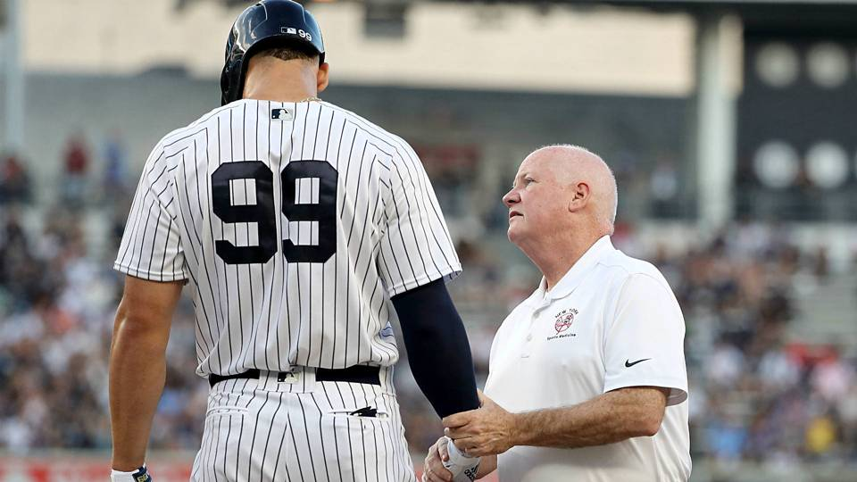 MLB sees sharp rise in batter hand injuries; higher velocities, other factors cited