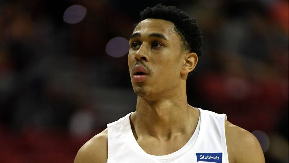 76ers' rookie curse claims another victim with injury to Zhaire Smith