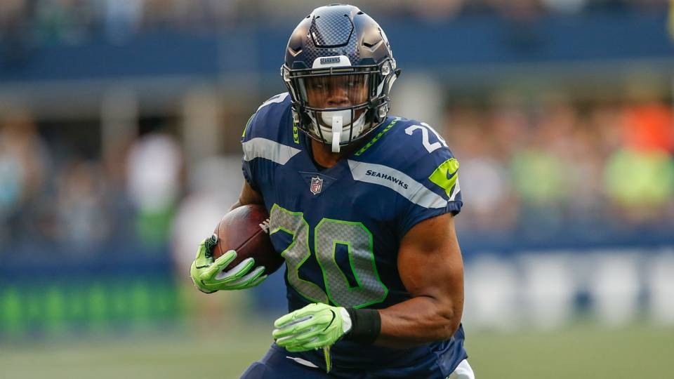Early NFL Draft regrets  Seahawks picked wrong RB  Cowboys missed their WR 87f16e74b
