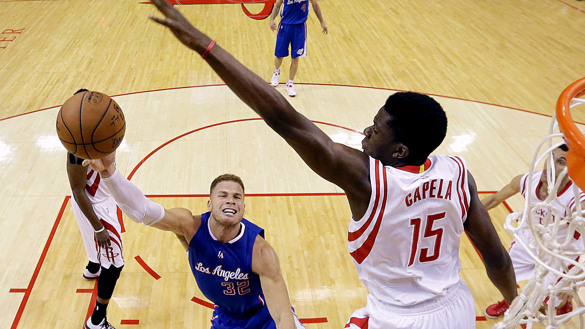 NBA pick of the day - Clippers vs. Rockets Game 2
