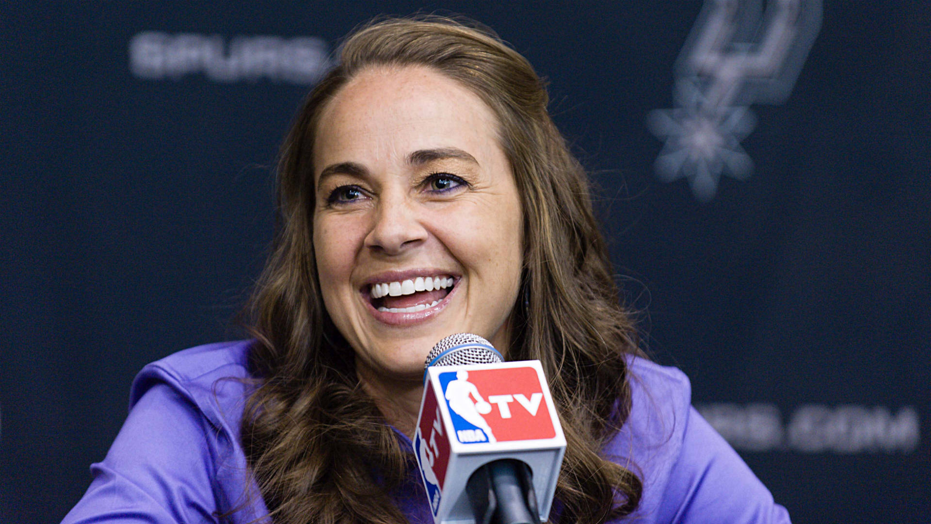 Becky Hammon will coach Spurs at Las Vegas NBA Summer League
