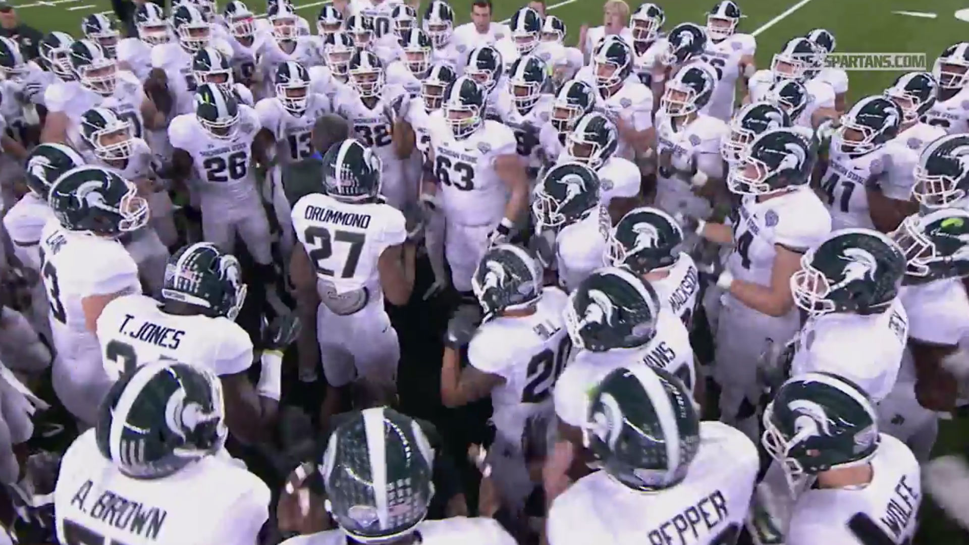 Michigan State releases awesome 'Molding Champions' video