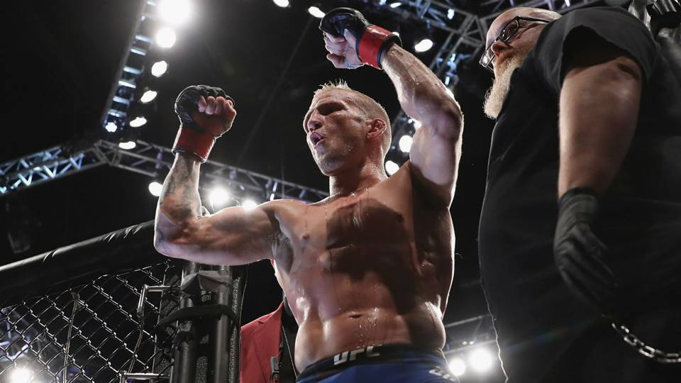 UFC 227 results: TJ Dillashaw finishes Cody Garbrandt in first round to retain bantamweight title