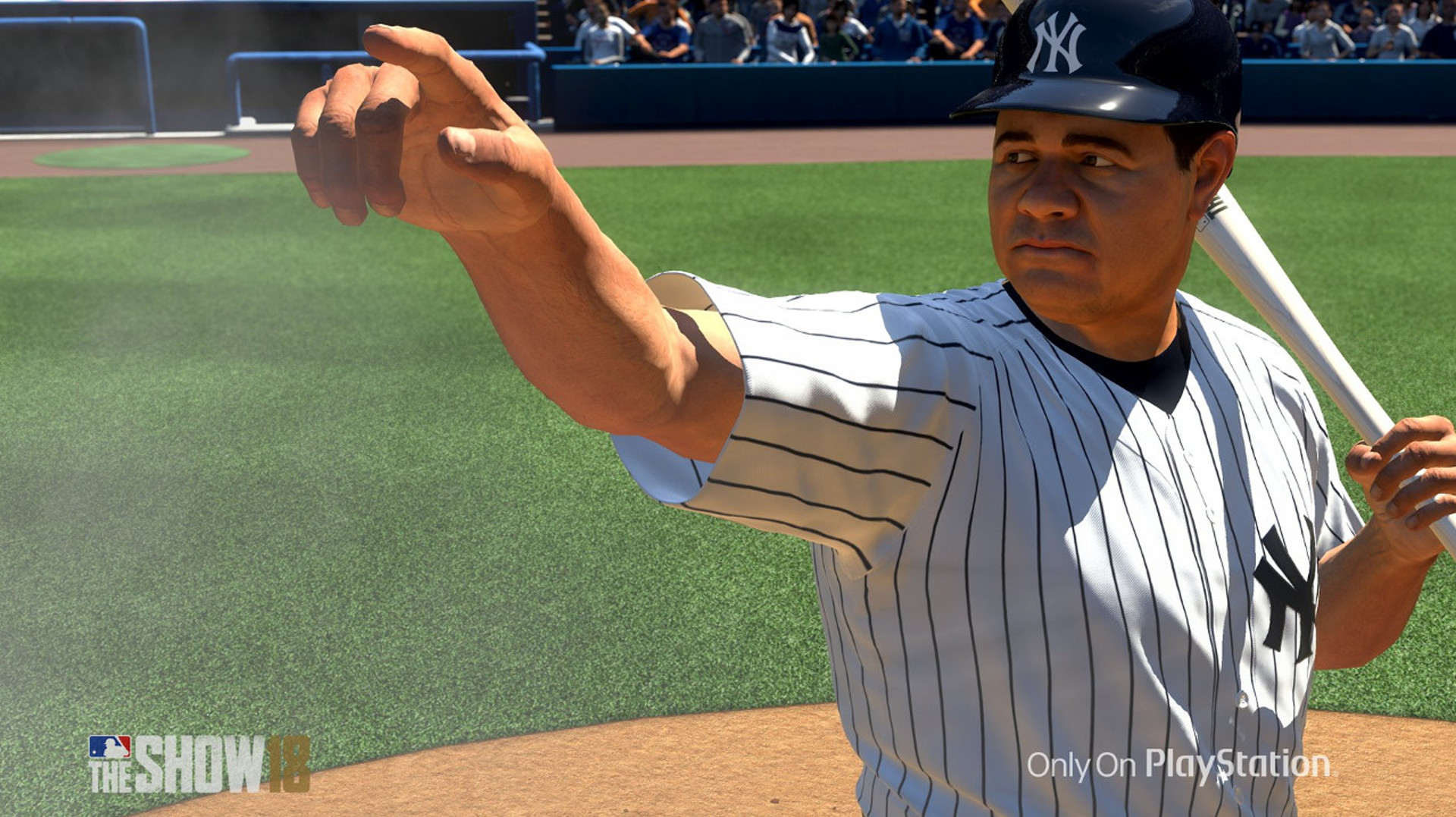 MLB The Show 18 trailer teases a playable Babe Ruth