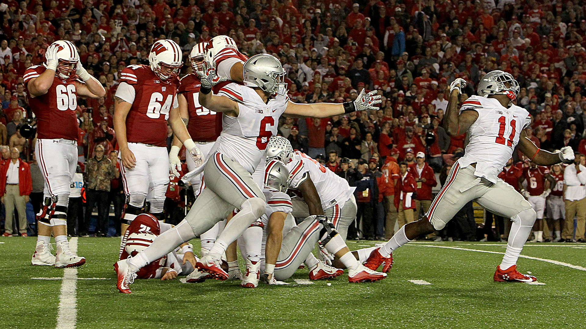 The Series History: Ohio State/Wisconsin | Eleven Warriors