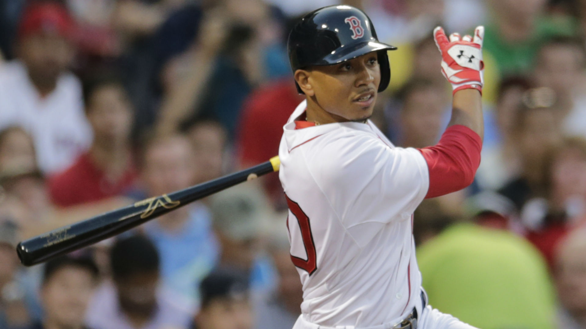 Hit & Run: Fantasy owners taking risky Betts