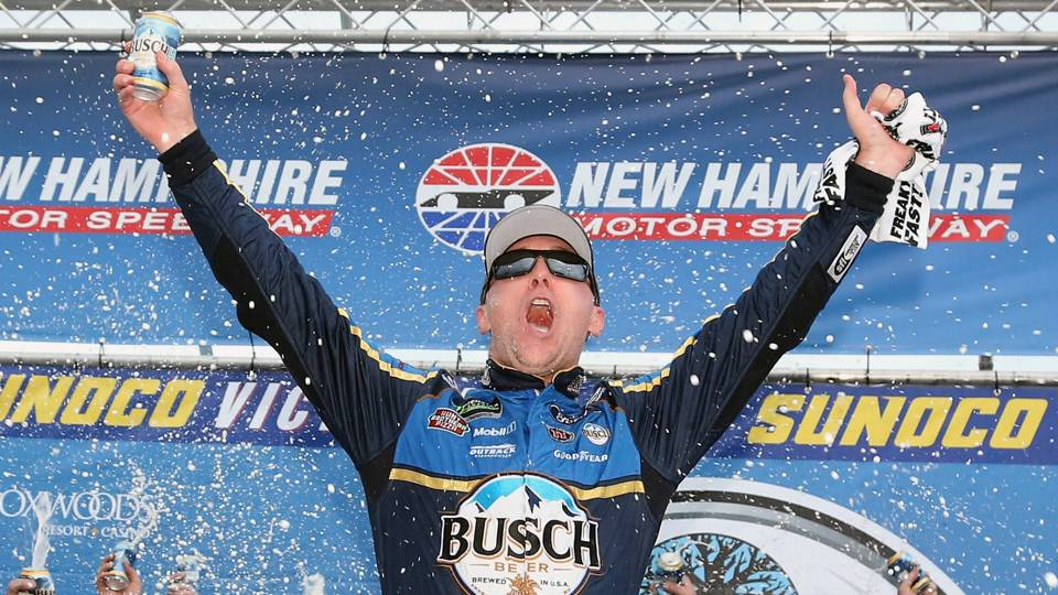NASCAR at New Hampshire: Results, highlights from Kevin Harvick's win