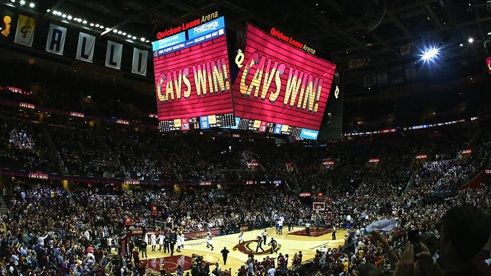 Eight stats that show Cleveland's dominance at home in NBA playoffs | NBA | Sporting News