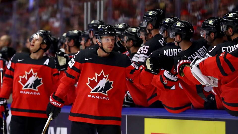 IIHF World Championship 2018  McDavid leads Canada to 7-1 rout over Denmark 52af9de22