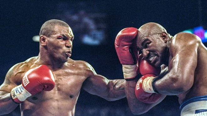 50 Fantastic Photos Of Iron Mike Tyson Sporting News