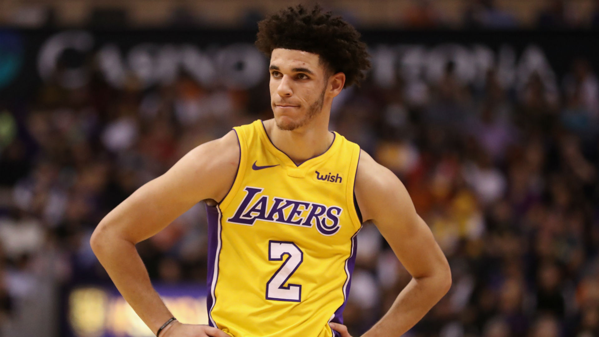 Joel Embiid Trolls Lonzo and LaVar Ball After HUGE Game vs. Lakers