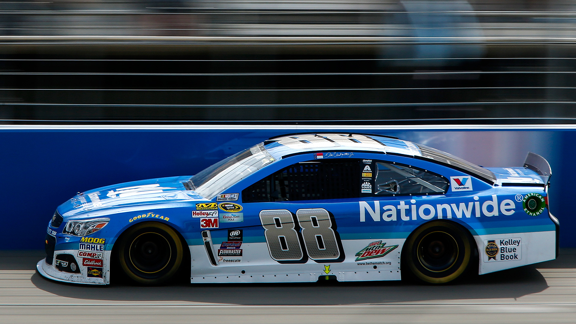 Geico 500 results: Dale Earnhardt Jr. gets into Chase with victory