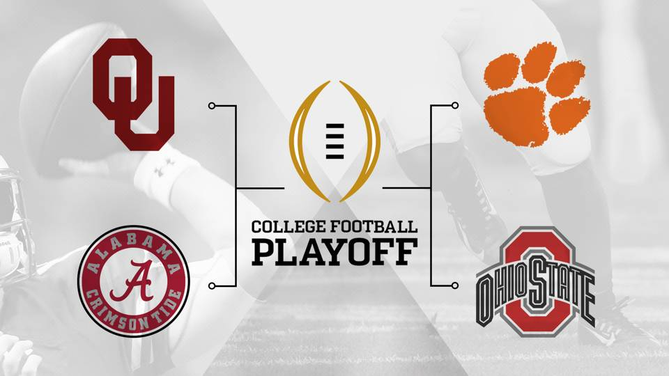 Ohio State Schedule 2018 2019 >> Let's predict every college football bowl game and Playoff matchup for 2018-19 | NCAA Football ...