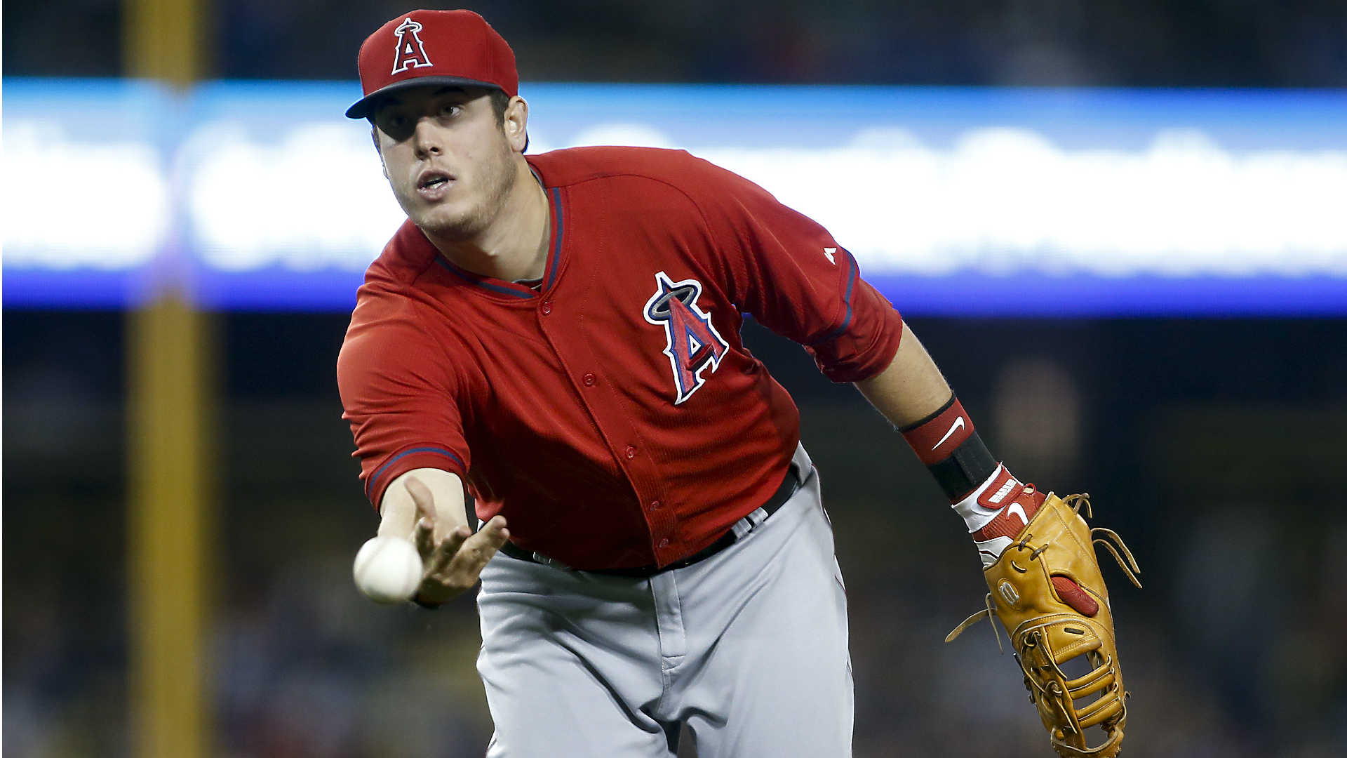 Get to Know: New Angels masher C.J. Cron