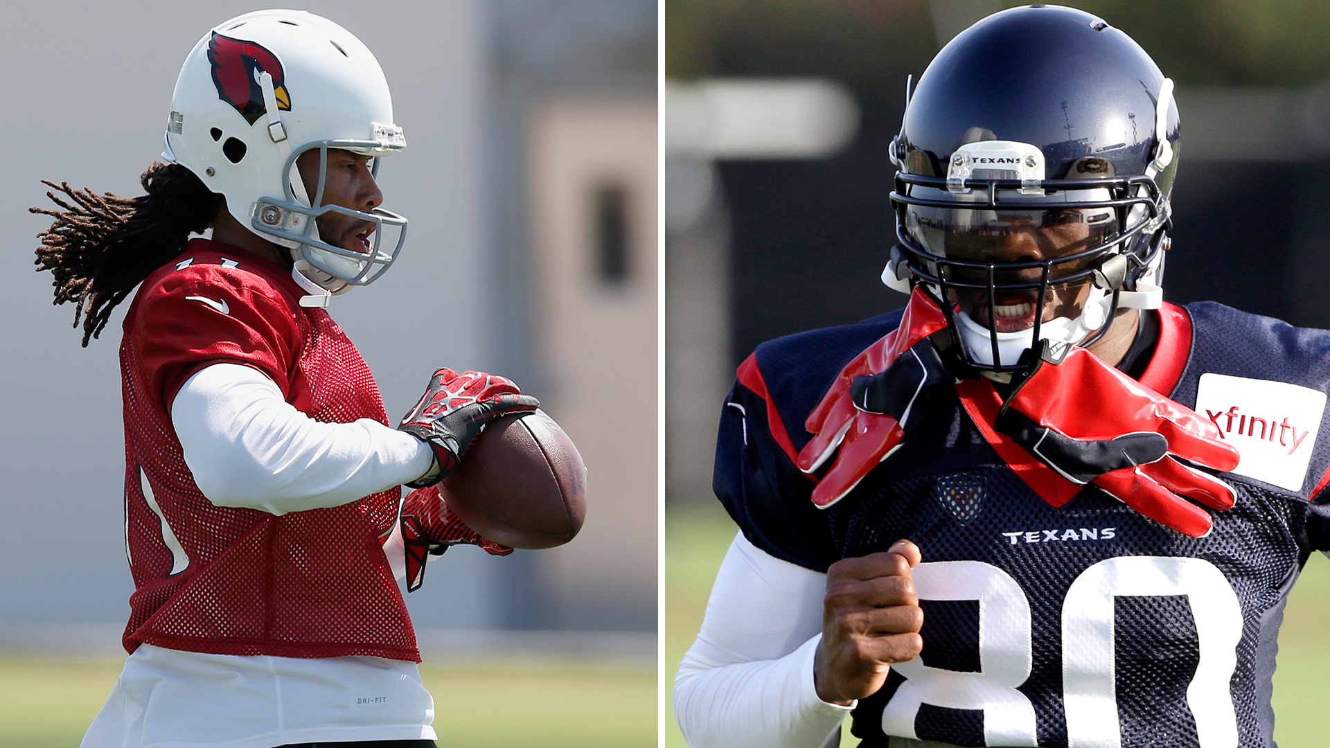 The Decider: Larry Fitzgerald vs. Andre Johnson