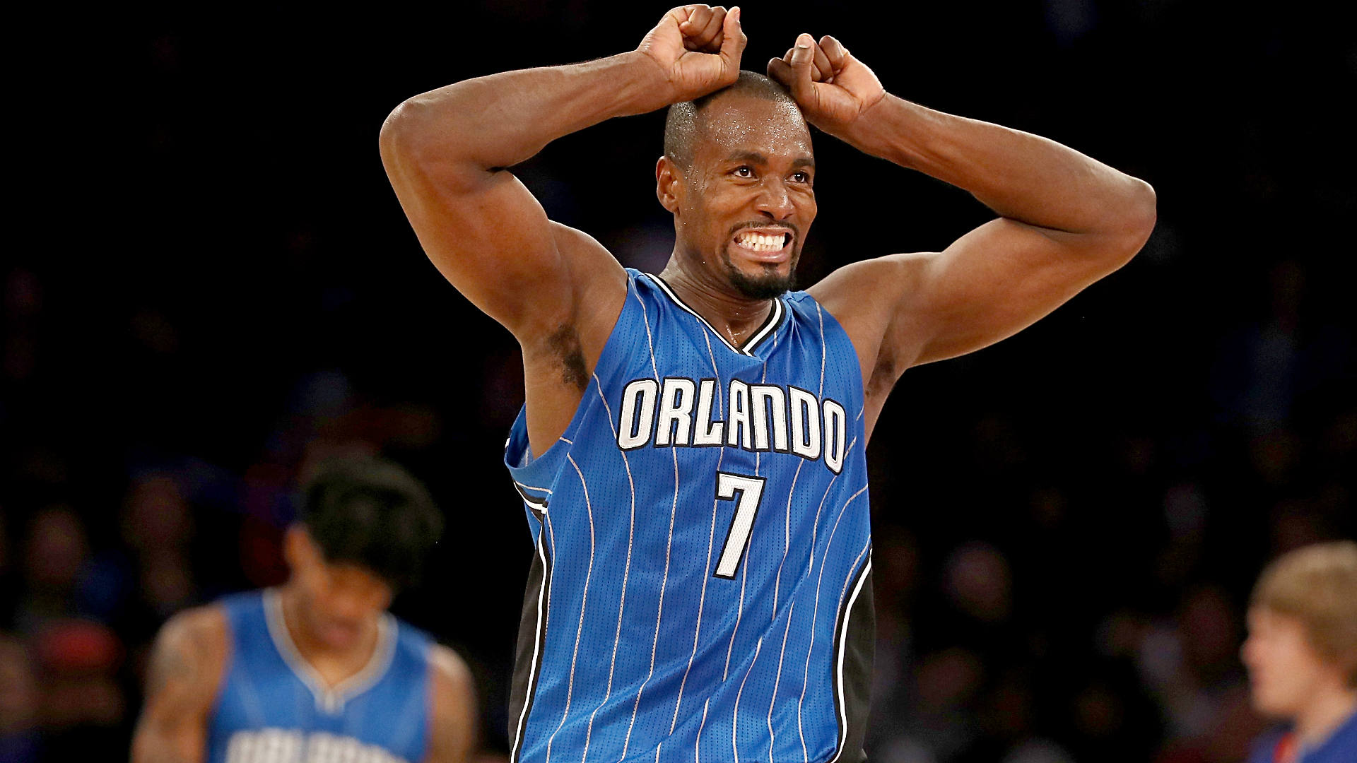 NBA trade rumors: Magic step up efforts to trade Serge Ibaka ahead of free agency
