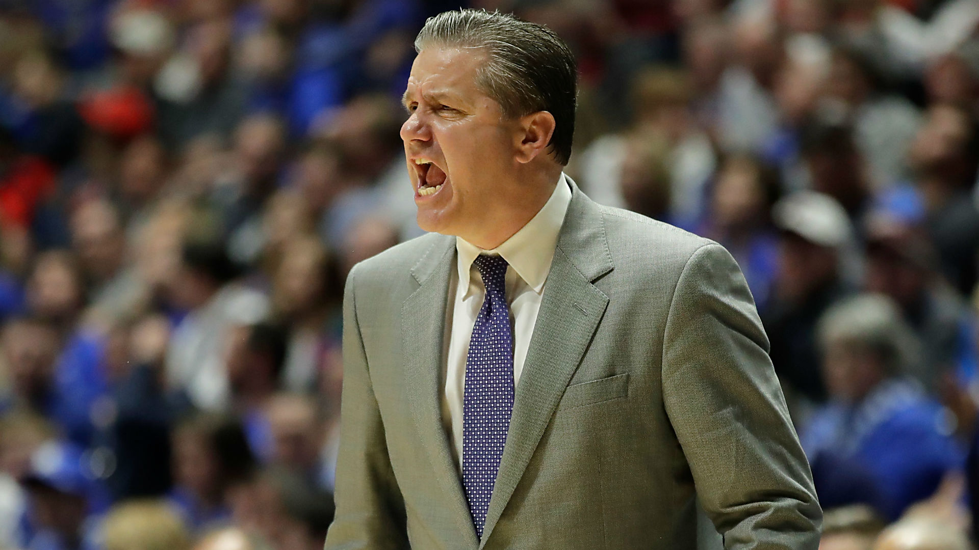 2013 Recruits Uk Basketball And Football Recruiting News: NCAA Tournament 2017: Kentucky Gets Slapped With The