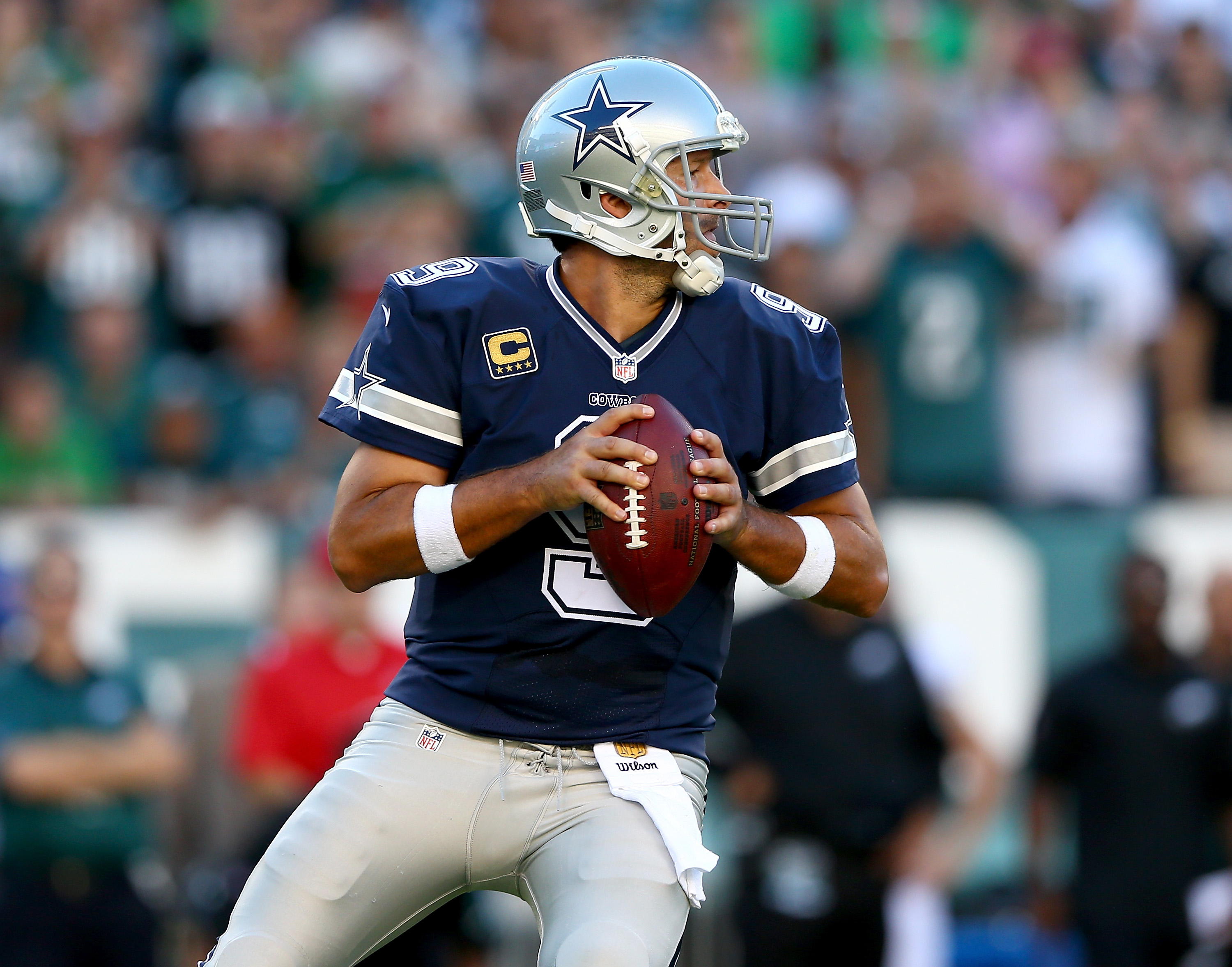 NFL pick from Reno - Is Romo's return enough for Cowboys vs. Dolphins?