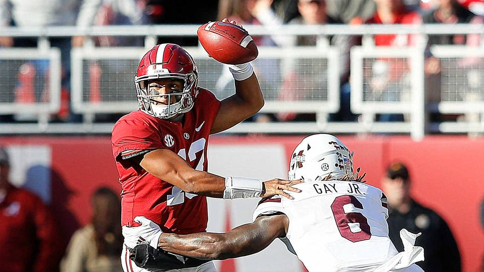 Alabama vs. Mississippi State results  Tide offense struggles in second  straight shutout 4a9407a28